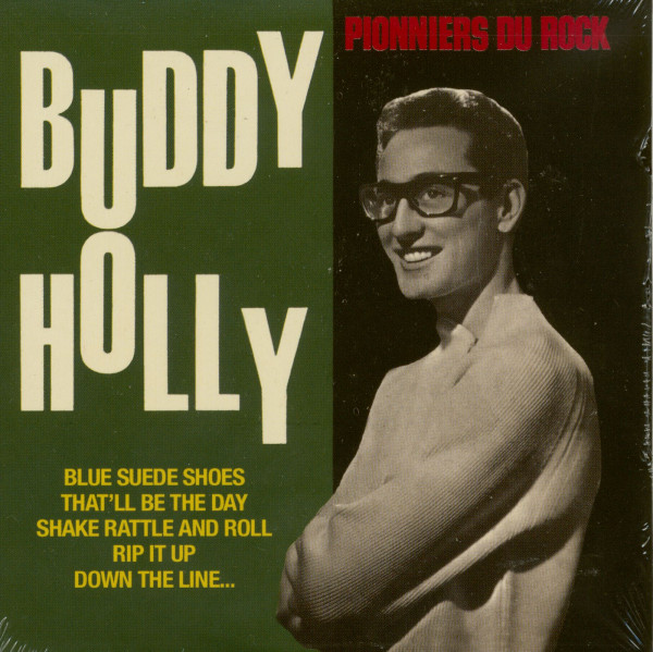 Holly, Buddy Pionniers Du Rock...plus - Papersleeve