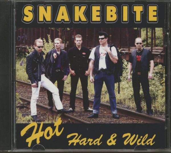 Hot, Hard & Wild (CD)