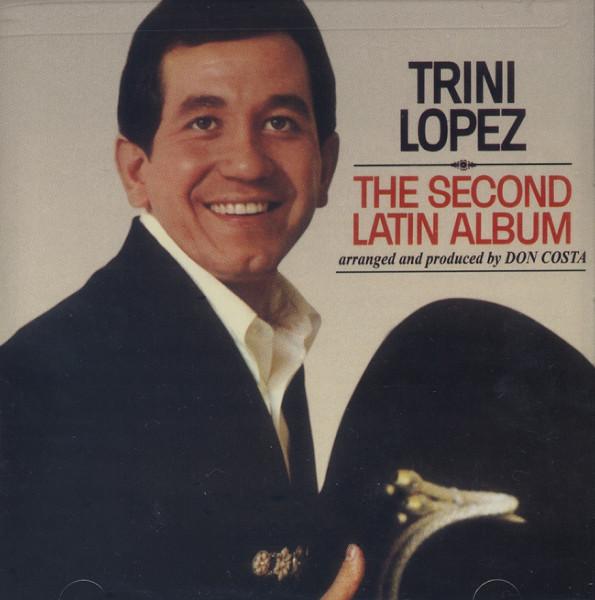 Lopez, Trini Second Latin Album