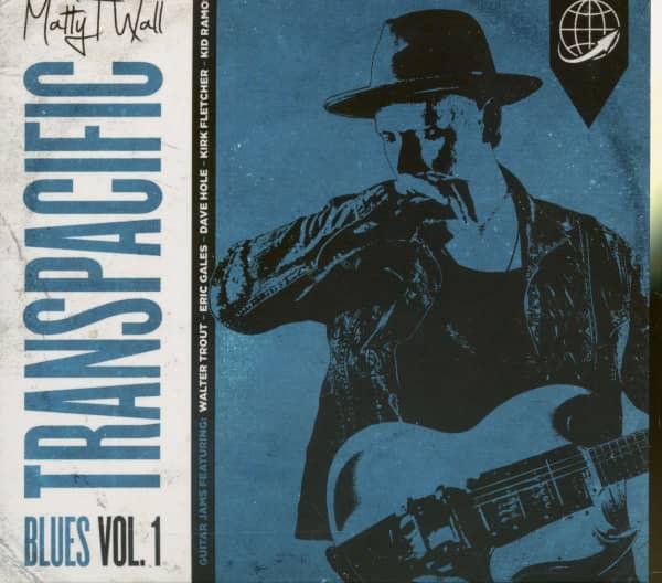 Transpacific Blues Vol. 1 (CD)