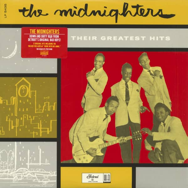 Their Greatest Hits (LP, 180g Vinyl)