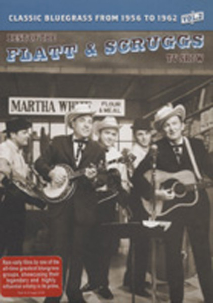 Flatt & Scruggs Vol.2, TV Shows 1956-62 (0)