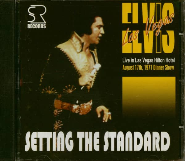Setting The Standard (CD)
