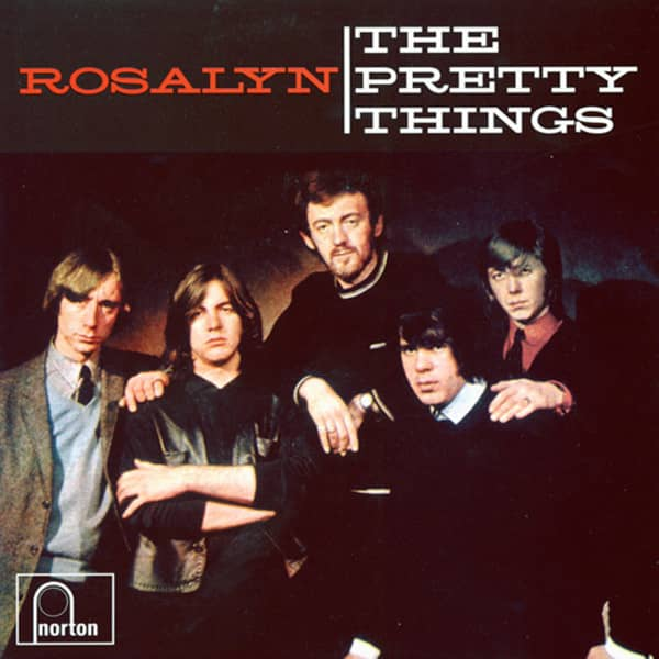 Rosalyn 7inch, 45rpm, EP, PS