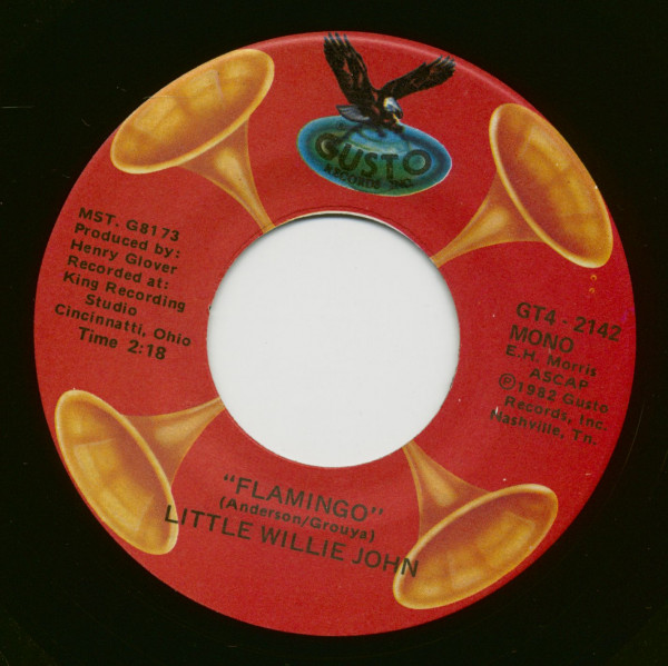 Flamingo - Heartbreak (It's Hurtin' Me) (7inch, 45rpm)