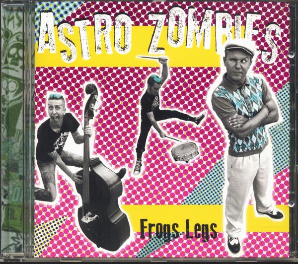 Frogs Legs (CD)