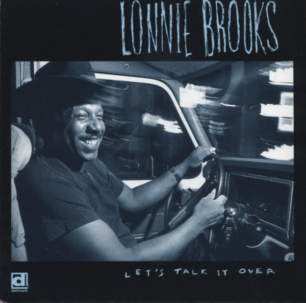 Brooks, Lonnie Let's Talk It Over