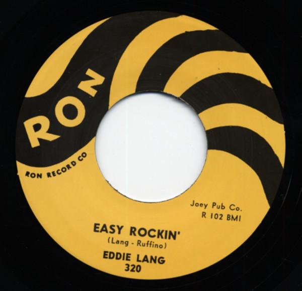 Easy Rockin' b-w On My Way 7inch, 45rpm