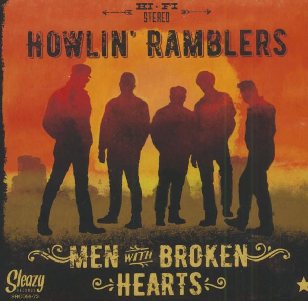 Men With Broken Hearts (CD)