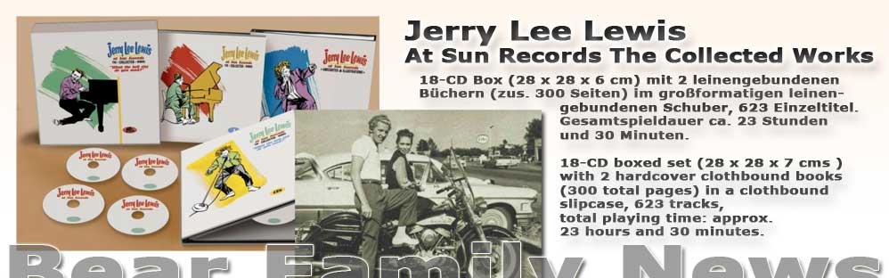Jerry Lee Lewis At Sun Records The Collected Work