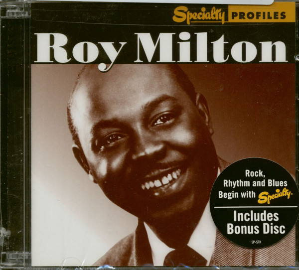 Specialty Profiles (2-CD)