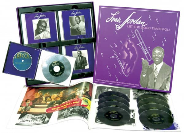 Let The Good Times Roll(1938-1954) (9-CD)