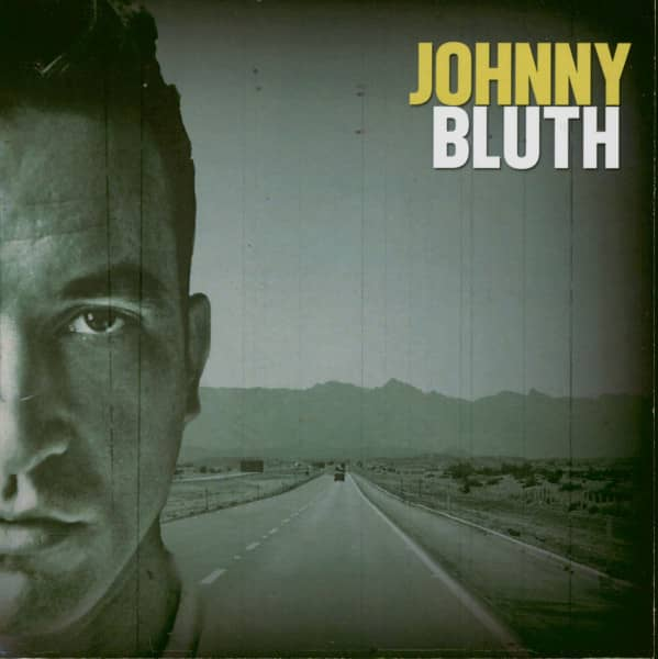 Johnny Bluth (CD)