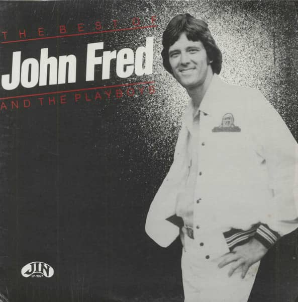 The Best Of John Fred & The Playboys (LP)