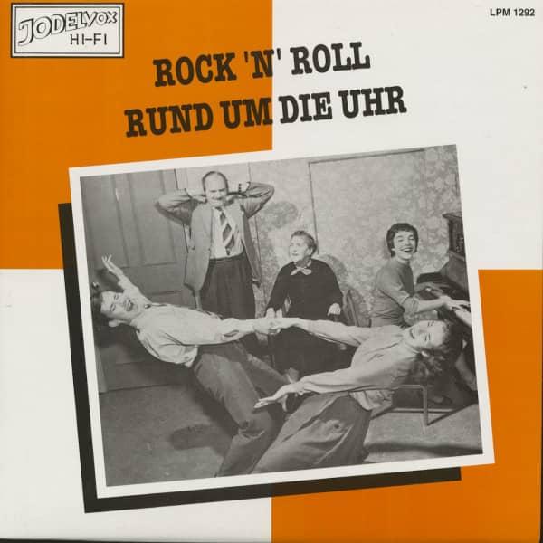 Rock'n'Roll rund um die Uhr Vol.1 (LP)