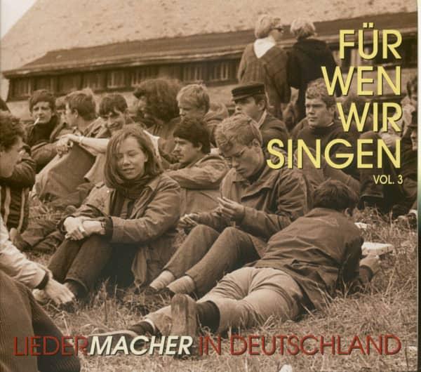 Für wen wir singen - Liedermacher, Vol.3 (3-CD)