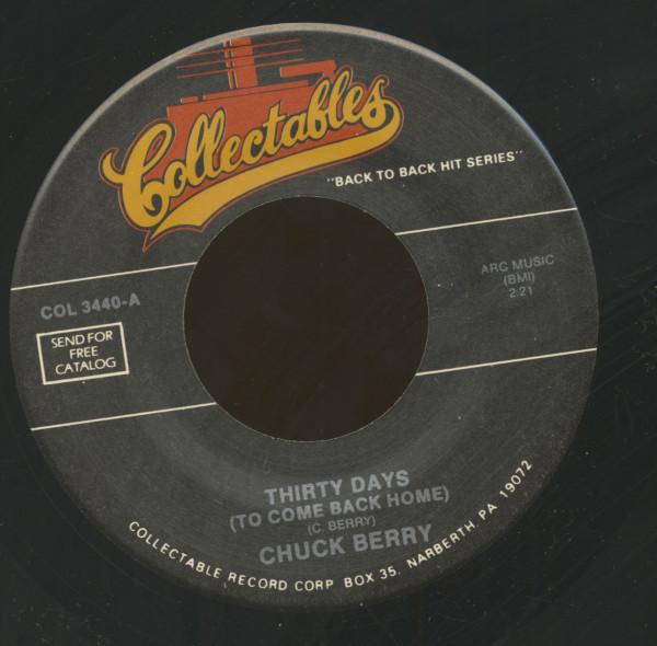 Thirty Days - No Money Down (7inch, 45rpm)
