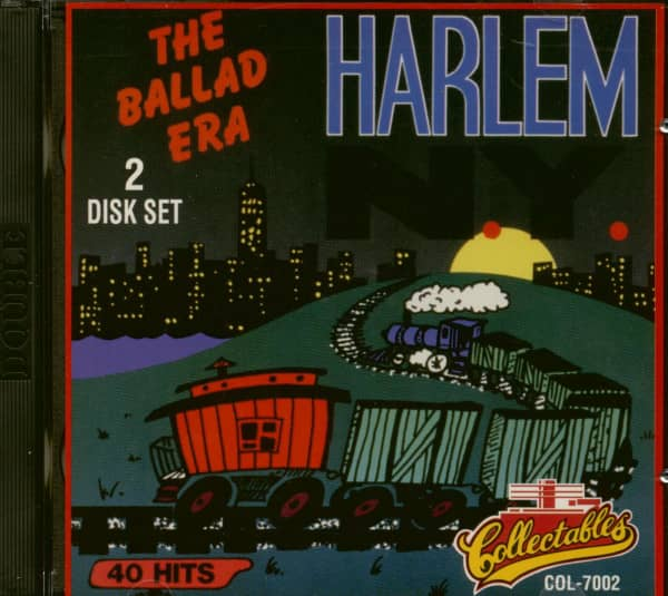 Harlem New York - The Ballad Era Vol.1 (2-CD)