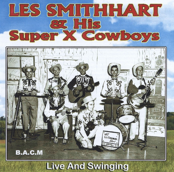 Live And Swinging (CD)