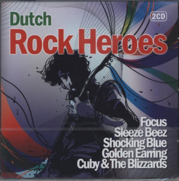 Va Dutch Rock Heroes (2-CD)