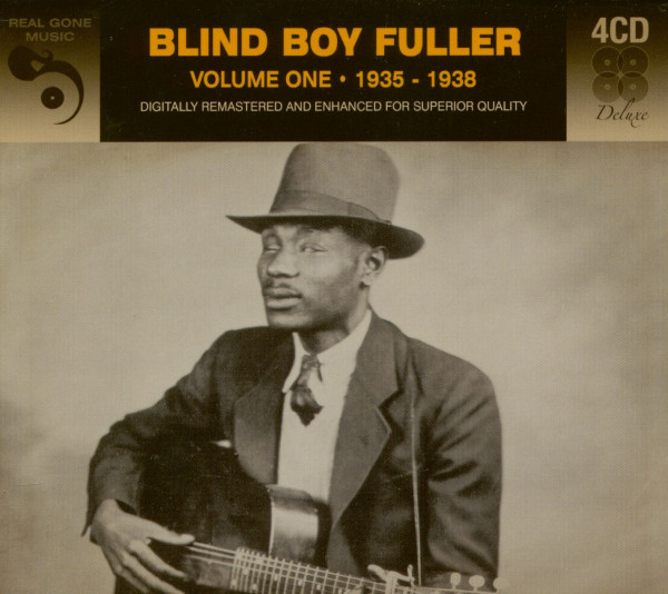 Volume One 1935-1938 (4-CD)