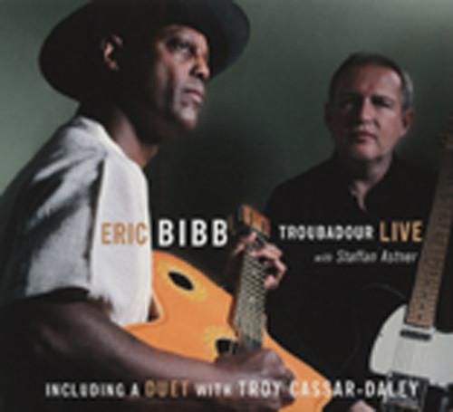 Bibb, Eric Troubadour Live!