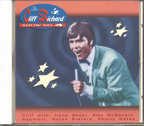 It's Cliff Richard - Show No.4 (CD)