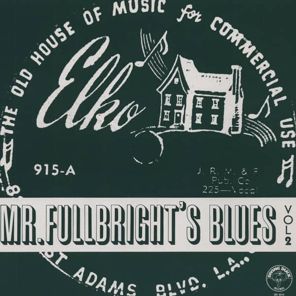 Va Mr.Fulbrights Blues Vol.2