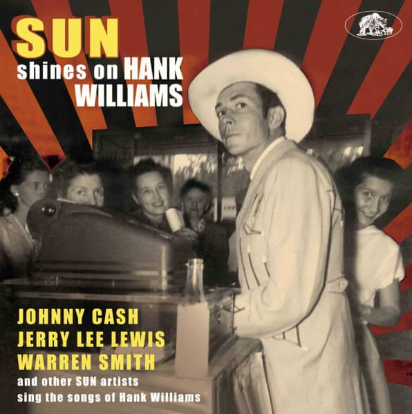 Sun Shines On Hank Williams - Sun Artists Sing The Songs Of.. (CD)