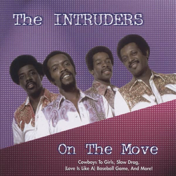 Intruders On The Move - Best