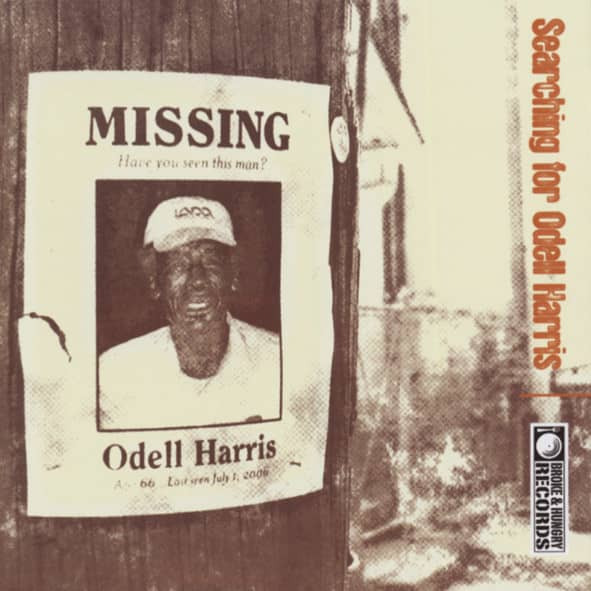 Harris, Odell Searching For Odell Harris