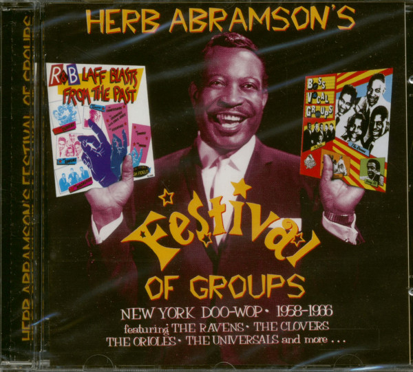 Herb Abramson's Festival Of Groups