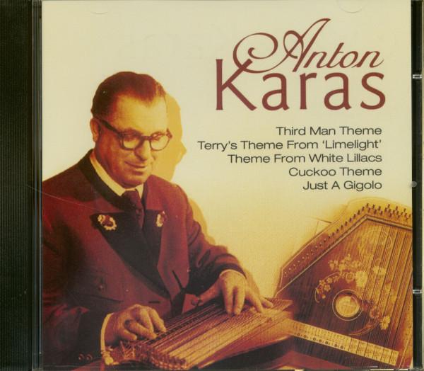 Anton Karas (CD)