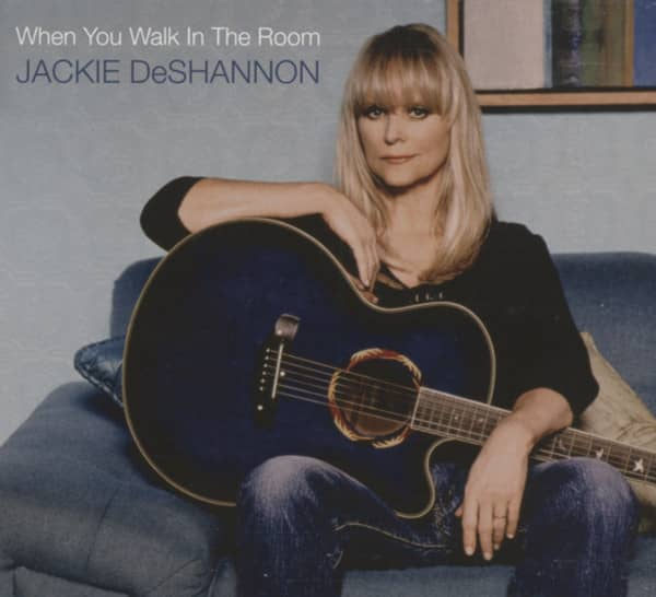 Deshannon, Jackie When You Walk In The Room (2011)