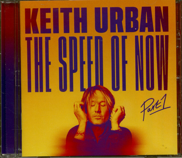 The Speed Of Now (CD)