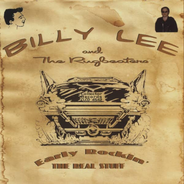 Lee, Billy & The Rugbeaters Early Rockin' - The Real Stuff