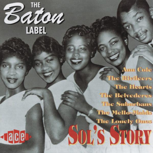 Va The Baton Label - Sol's Story