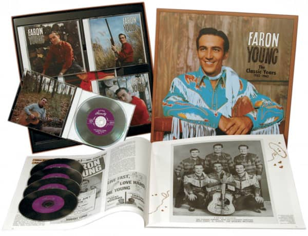 The Classic Years (5-CD Deluxe Box Set)