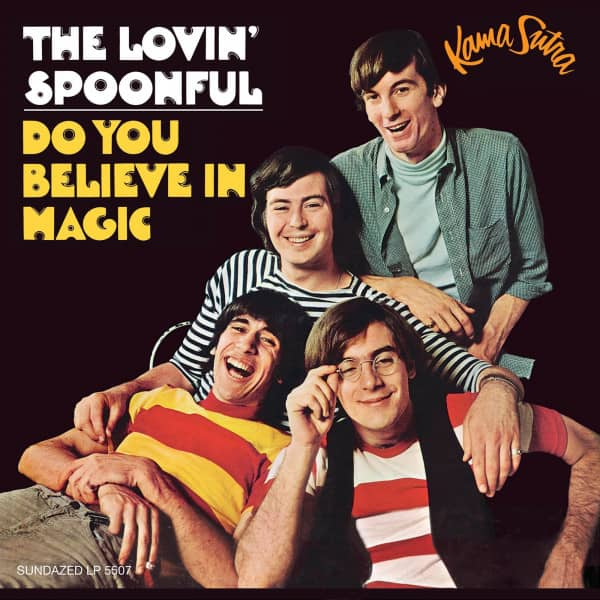 Do You Believe In Magic - 180 Gram Mono Edition LP