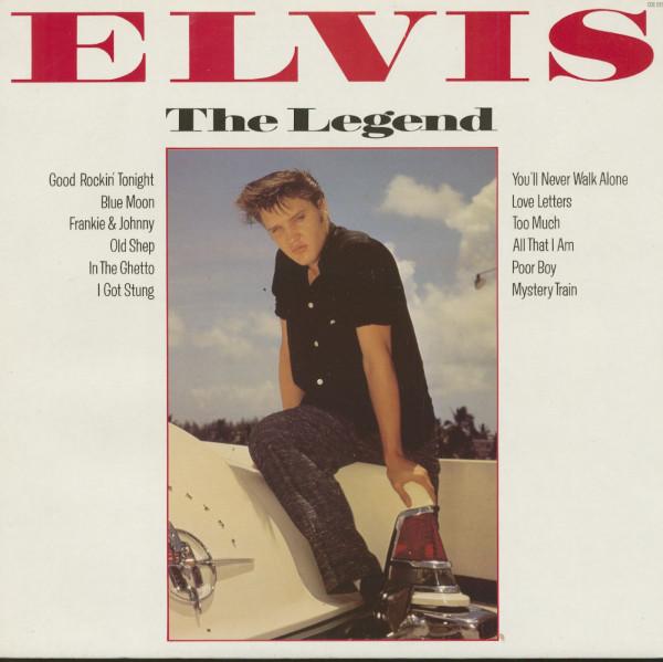 Elvis - The Legend (LP)