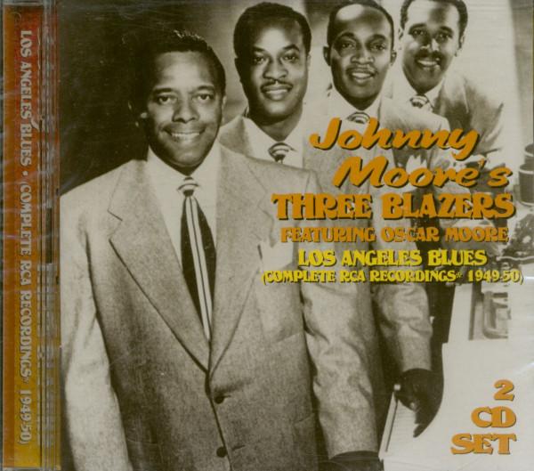 Johnny Moore's Three Blazers feat. Oscar Moore - Los Angeles Blues (2-CD)