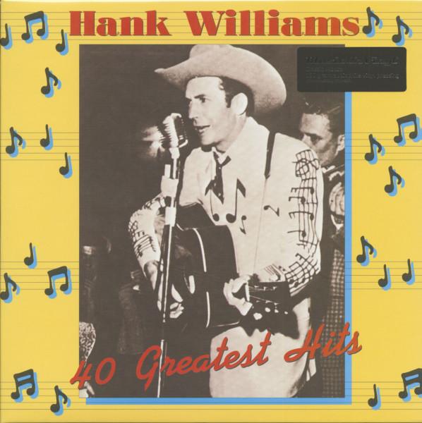 40 Greatest Hits (2-LP, 180g Vinyl)
