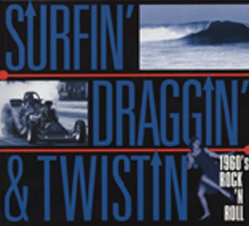 Va Surfin' Draggin' & Twistin - 60s R&R (Spar)