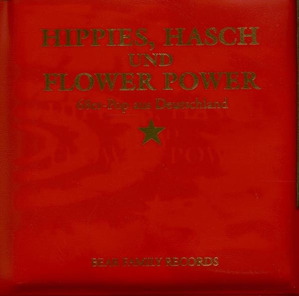 Hippies, Hasch und Flower Power (CD)