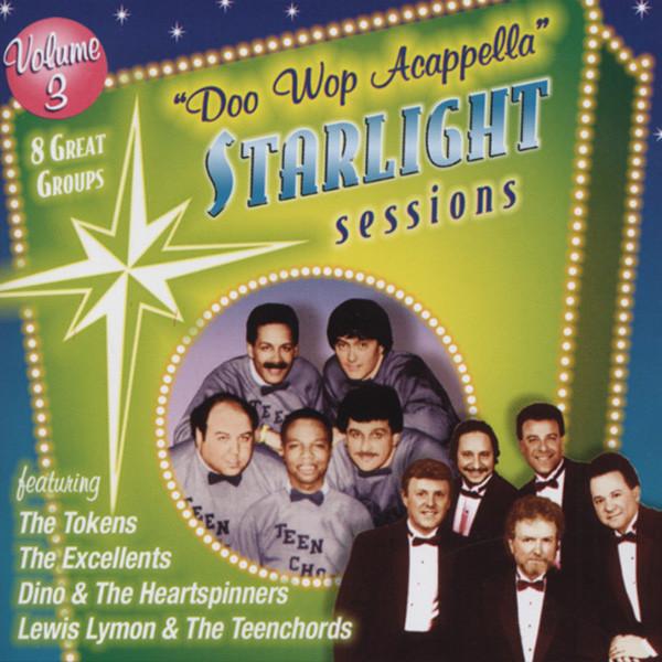 Va Vol.3, Doo Wop Acappella Starlight Sessions