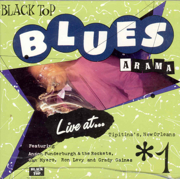 Blues-A-Rama Vol.1 - Live! (CD)