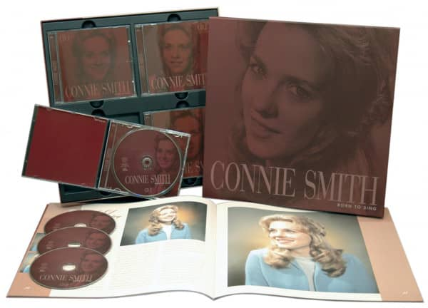 Born To Sing (4-CD Deluxe Box Set)