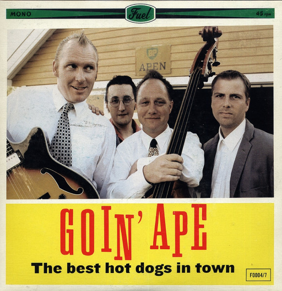 Best Hot Dogs In Town 7inch, 45rpm & CD