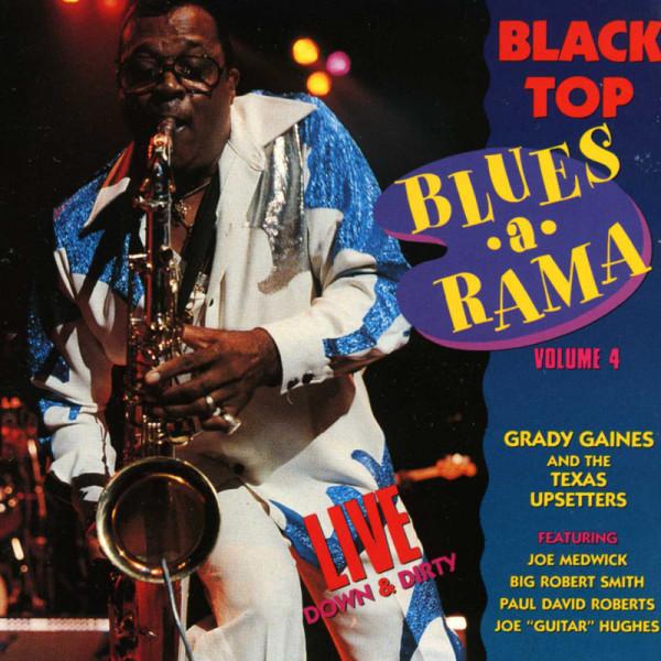 Gaines, Grady Blues-A-Rama Vol.4