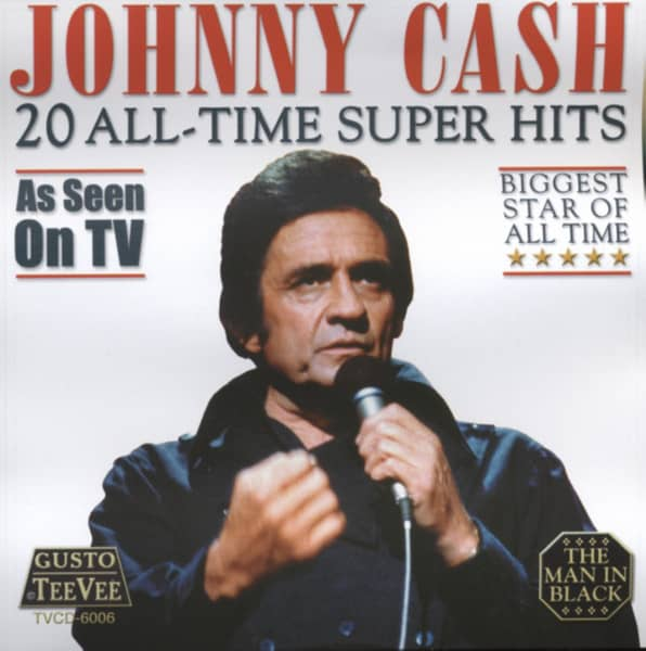 Cash, Johnny 20 All Time Super Hits